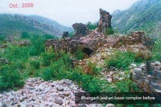 Jauhari bazar complex- Before (2)